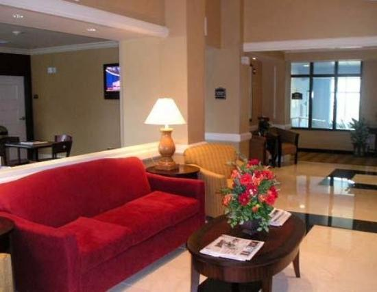 Sleep Inn & Suites: Lobby
