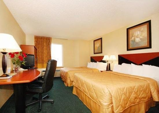 Sleep Inn: Guest Room