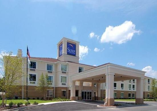 Sleep Inn & Suites Palatka: Exterior
