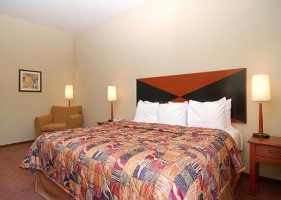 Sleep Inn & Suites Palatka: Guest Room