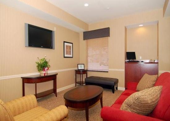 Sleep Inn & Suites Palatka: Lobby