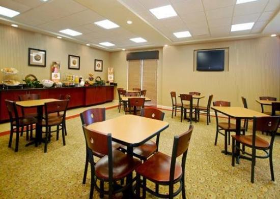 Sleep Inn & Suites Palatka: Restaurant