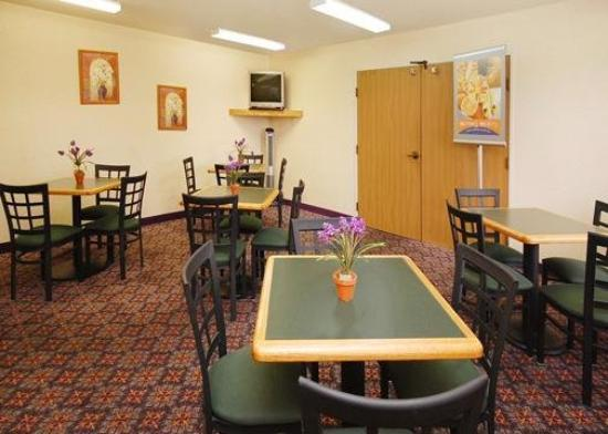 Econo Lodge North Academy: Restaurant