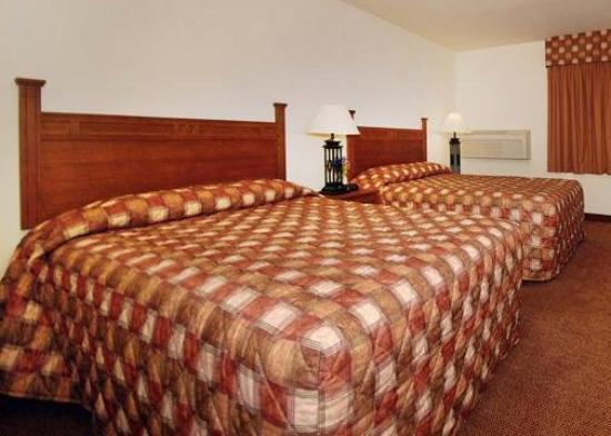 Sleep Inn &amp; Suites Conference Center: Guest Room