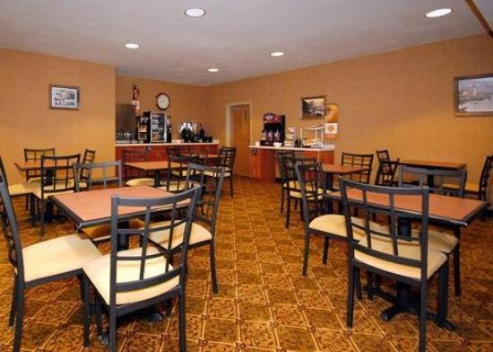 Sleep Inn &amp; Suites Conference Center: Restaurant