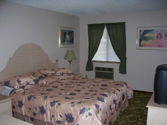 Nevada Club Inn: King Room