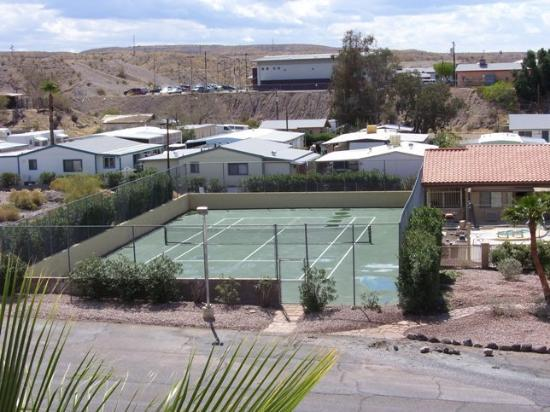 Nevada Club Inn: Tennis