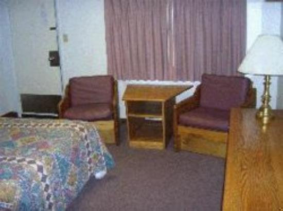Western Lodge: Room