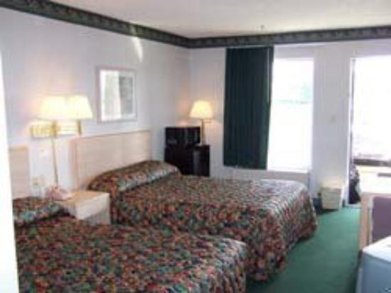 Key West Inn: Guest Room