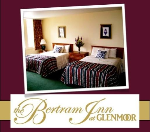 The Bertram Inn at Glenmoor: Guest Room
