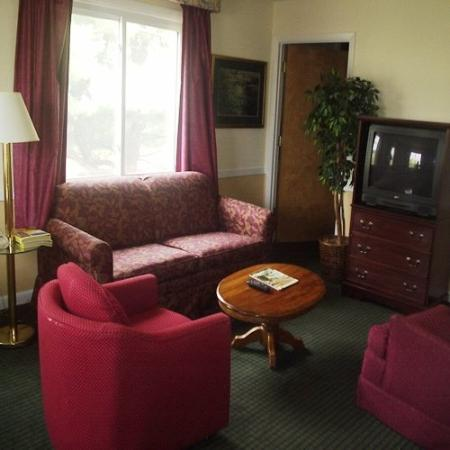 Red Carpet Inn & Suites New London: Suite