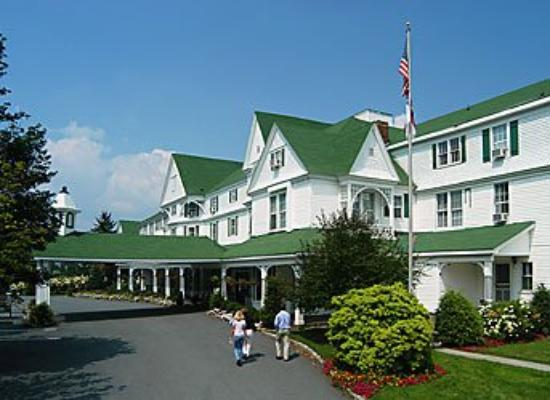 The Green Park Inn: Exterior