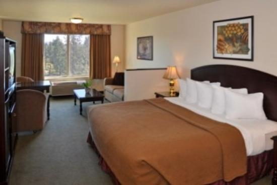 Oxford Suites Spokane Valley