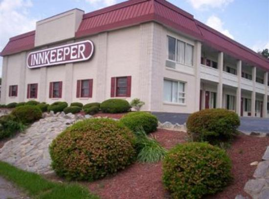 Innkeeper - Danville West: Property Exterior