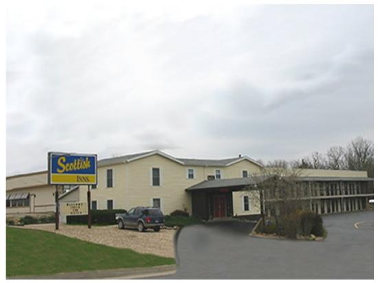 Scottish Inns Welcome Motel: Exterior -OpenTravel Alliance - Exterior View-