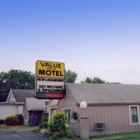 Value Inn Sandusky: Exterior View