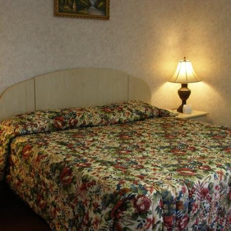 ‪‪Red Carpet Inn & Suites‬: Guest Room with king bed‬