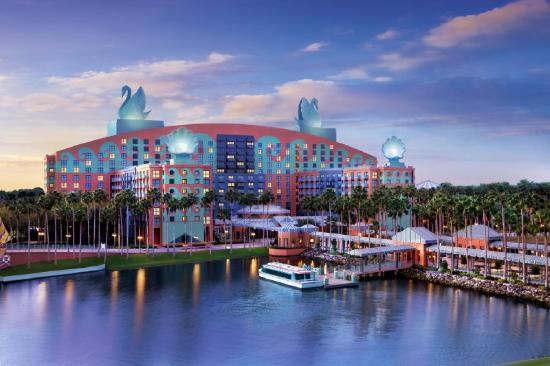 Photo of Walt Disney World Swan and Dolphin Orlando