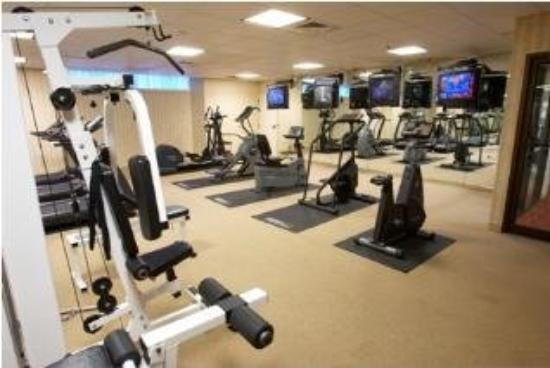 Hotel Mead: Exercise Room