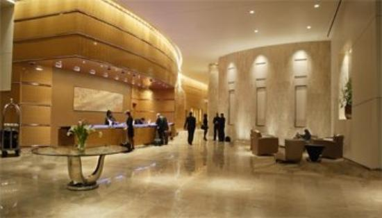 Lobby View Picture Of Motorcity Casino Hotel Detroit
