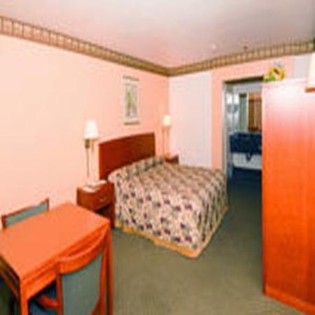 The Regency Inn & Suites, Riverside: Single King Suite