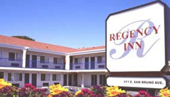 Regency Inn San Francisco Airport: Exterior