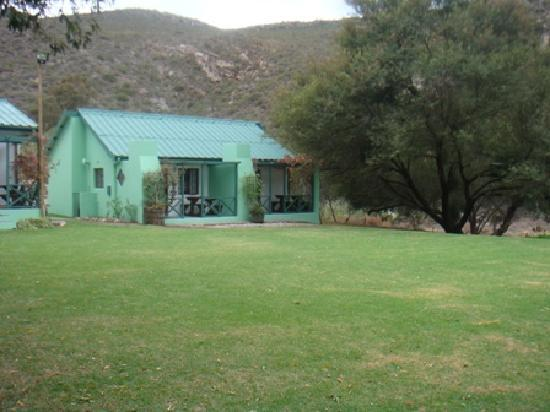 Rainbow Glen Self-Catering Guest Cottages: Cottages