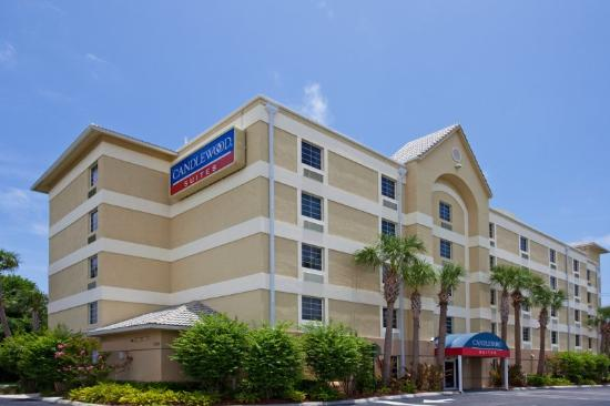 Candlewood Suites Ft. Lauderdale Air/Seaport: Candlewood Suites Hotel Fort Lauderdale Airport/Cr