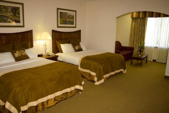 Arbor Inn and Suites: Twoqueensroom