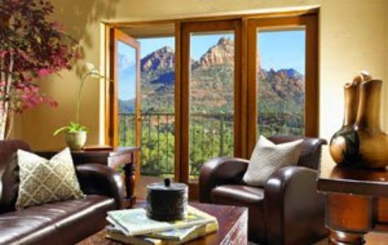 The Orchards Inn of Sedona: Orchards Inn Lobby