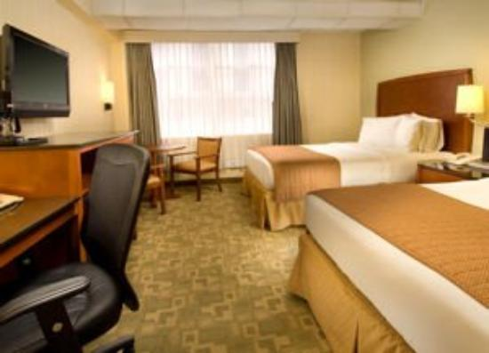 American Inn of Bethesda: Bethesda MD Hotels Double