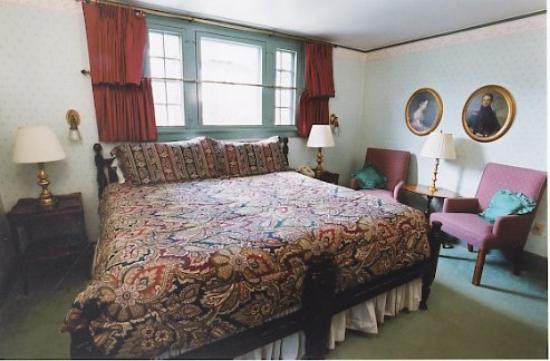 Homestead Inn: Room 3
