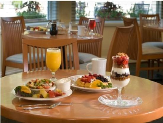 Gorges Grant Hotel: Breakfast