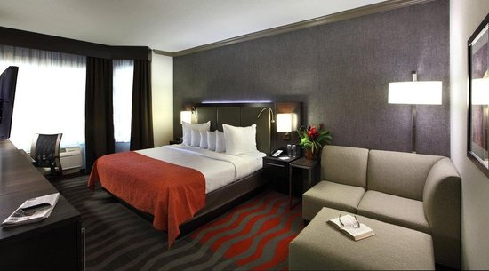 Crowne Plaza Hotel Boston - Natick: King Size Room
