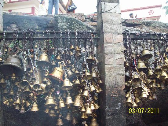 sacred shrine kamakhya Many ancient sacred rituals are performed during this day to retrieve the purity of  devi kamakhya the main temple doors are then opened for devotees to offer.