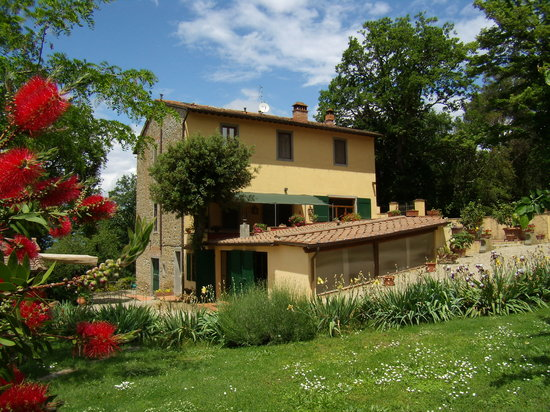 Agriturismo La Tinaia