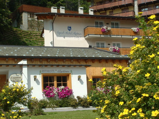 Sport Hotel Alpina