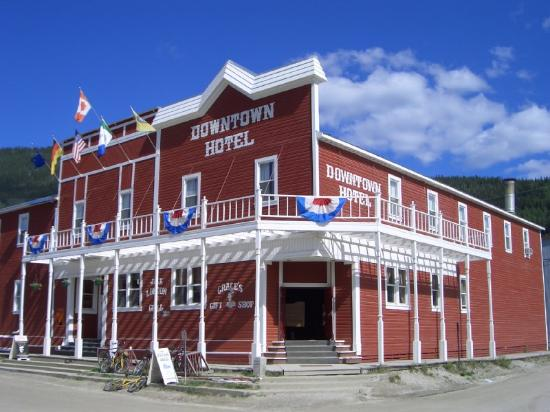 Photo of Canadas Best Value Inn - Downtown Hotel Dawson City