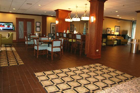 Hampton Inn Chicago/Gurnee: Lobby