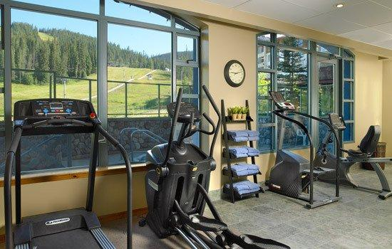 Coast Sundance Lodge: Fitness Centre