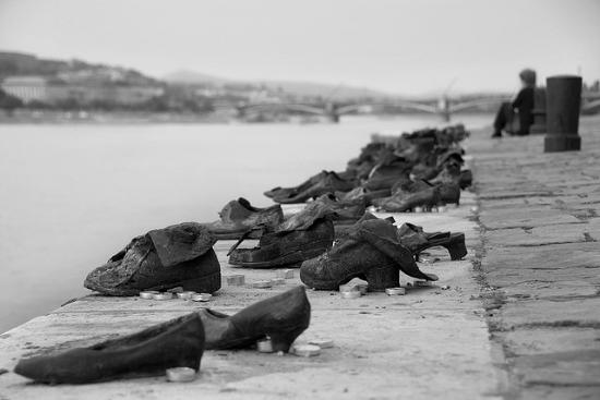 Shoes On The Danube Promenade Picture Of Shoes On The