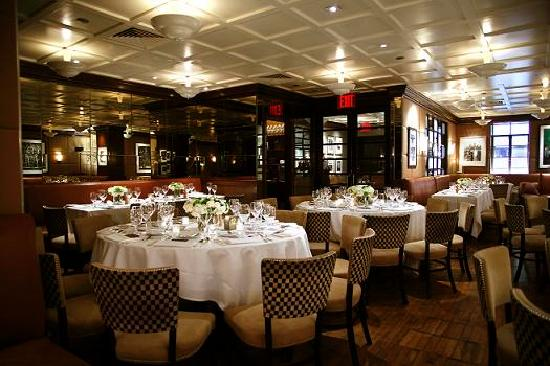 Chefs Table Picture of Aretskys Patroon New York City  : main dining room from www.tripadvisor.com size 550 x 366 jpeg 45kB