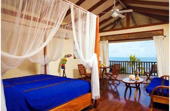 Belizean Dreams: Bedroom2