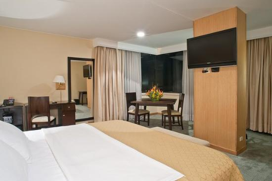 Dann Norte Hotel: Junior Suite