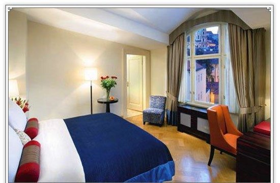 Mandarin Oriental, Prague: Superior Room