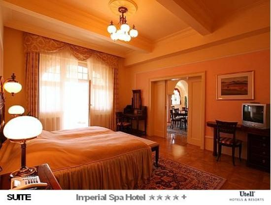 Spa Hotel Imperial: IMPERIALSPAHOTELSuite