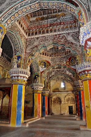 Thanjavur Royal Palace and Art Gallery - Picture of Thanjavur, Tamil ...