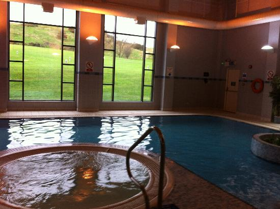 The Swimming Pool Picture Of Roe Park Resort Limavady Tripadvisor