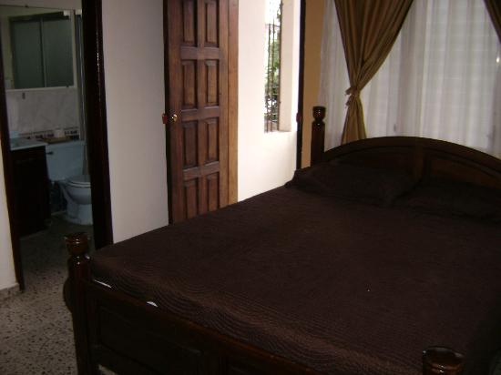 La Posada B&B: Back single room with balcony