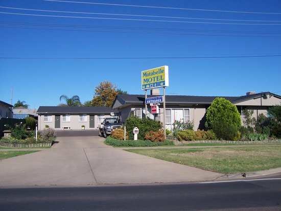 Motabelle Motel Tamworth